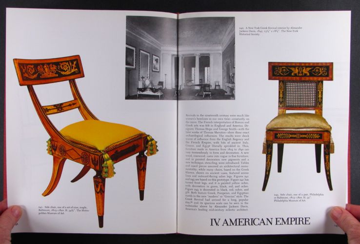American Painted Furniture Colonial Federal Country Fales Classic